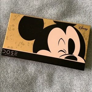 Dose of colors Mickey Mouse palette